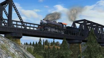 Зима в Sid Meier's Railroads!