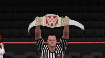 """WWE 2K16 """"Womens Championship"""""""