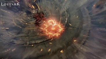 Трейлер с геймплеем за Striker в Lost Ark
