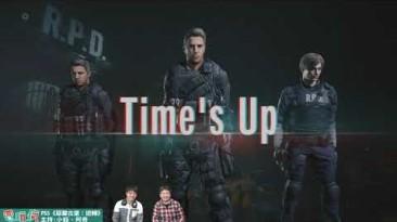 Все против всех в большой геймплейной демонстрации мультиплеерного боевика Resident Evil Re:Verse