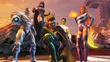 Авторы DC Universe Online рассказали, почему они решили выпустить игру на Switch
