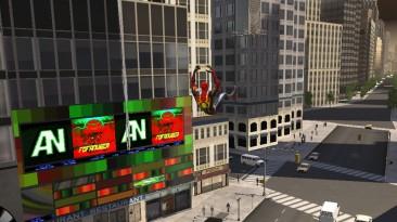 """Spider-Man: Web of Shadows """"Добро пожаловать Нью-Йорк"""""""