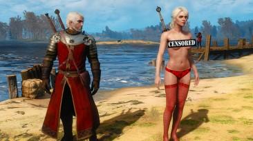 "Witcher 3: Wild Hunt ""Sexy Ciri / Сексуальная Цири"""