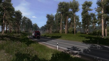 "Euro Truck Simulator 2 ""Kinematic ReShade Reborn версия 1.11 для (v1.35.x, - 1.38.x)"""