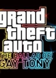 Обложка игры Grand Theft Auto 4: The Ballad of Gay Tony