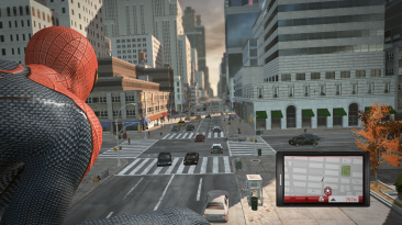 "The Amazing Spider-Man ""Улучшение Графики [Artsate]"""