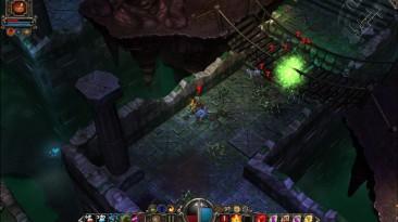 "Torchlight ""Underground Temple"""