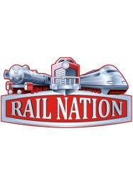 Обложка игры Rail Nation