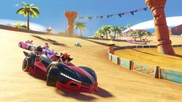 PS4-версия Team Sonic Racing в России подорожала на 600 рублей