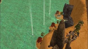 "Command & Conquer Generals: Zero Hour ""Карта - Clearlake Battle"""