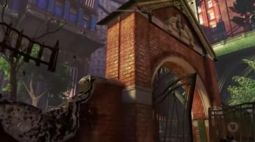 Как выглядел ранний прототип Bioshock: Infinite