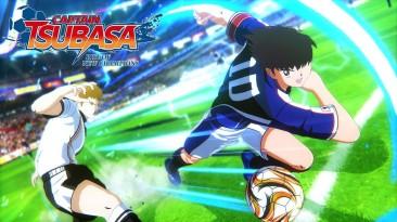Убойный футбол в трейлере Captain Tsubasa: Rise of New Champions
