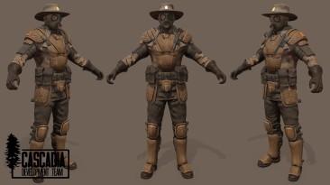 Рендеры модификации Fallout: Cascadia