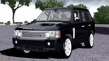 """Test Drive Unlimited 2 """"[HQ] Land Rover Range Rover Supercharged 2008"""""""