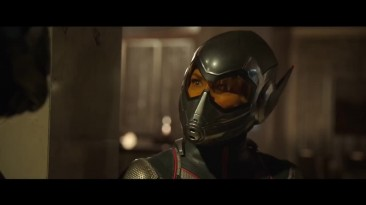 Ant-Man 2: Ant-Man & the Wasp | Трейлер (2018)