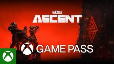 Новый геймплейный ролик The Ascent с датой выхода