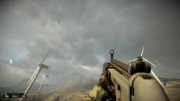Battlefield Bad Company 2 - Демонстрация всего оружия