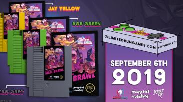 Игра про Джея и Молчаливого Боба получит физическое издание от Limited Run Games
