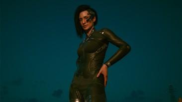 "Cyberpunk 2077 ""Оригинальная Джуди v1.1"""