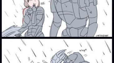 Неудобная броня