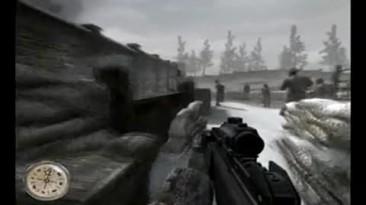 Видеообзор Сall of Duty: Old Warfare