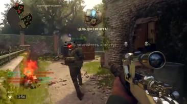 Снайперские винтовки в Call of Duty: WWII