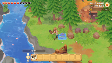 Новые скриншоты Story of Seasons: Pioneers of Olive Town