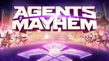 Agents of Mayhem: Трейнер/Trainer (+10) [UPD: 11.09.2017] {MrAntiFun}