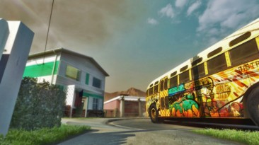 """Call of Duty: Black Ops """"Nuketown Texture Mod"""""""