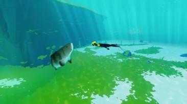 Abzu - геймплей первой локации