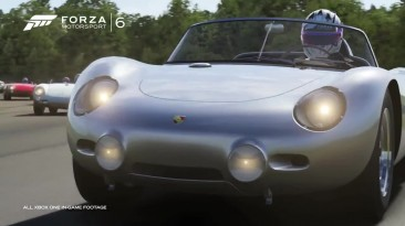 "Forza Motorsport 6 ""Трейлер Porsche 718"""