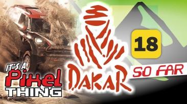 Предзаказ Dakar 18