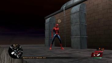 """Spider-Man: Web of Shadows """"графическая модификация для сочной картинки"""""""