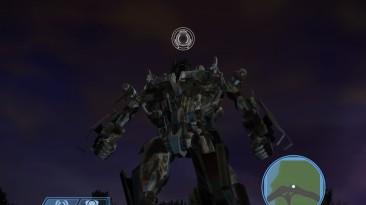 """Transformers: The Game """"Optimus Decepticon"""""""
