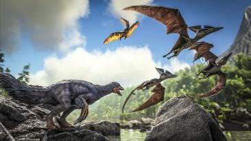 Симулятор выживания с приручением динозавров в Steam дают попробовать бесплатно