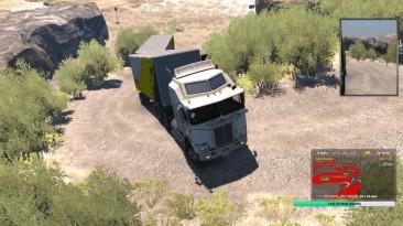 "American Truck Simulator Карта ""Viva Mexico"". Суровая Мексика"