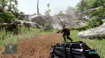 Crysis Лучший графический мод - BlackFire Ultimate
