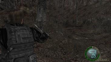 "Resident Evil 4 ""новый нож"""