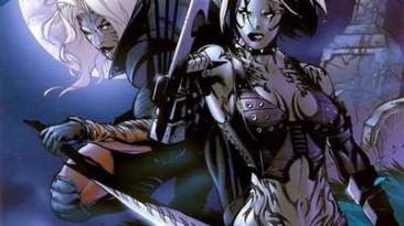 Комикс BloodRayne: Dark Soul на русском