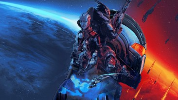 Mass Effect Legendary Edition получит возможность выбора озвучки