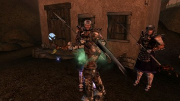 "Morrowind ""Жезлы Rd"""