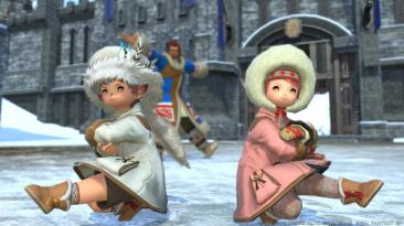 Новые скриншоты с новыми функциями и контентом обновления 5.3 для Final Fantasy 14