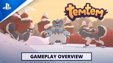 Геймплейный трейлер Temtem готовит нас к выпуску в раннем доступе на PS5