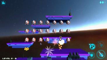 В Steam началась раздача игры Galaxium