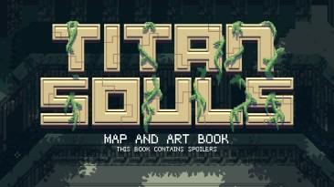 """Titan Souls """"Artbook(Книга артов)"""""""