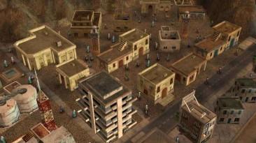 """Command & Conquer Generals: Zero Hour """"Карта - Quad City"""""""