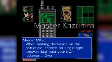 Сюжет Metal Gear #2