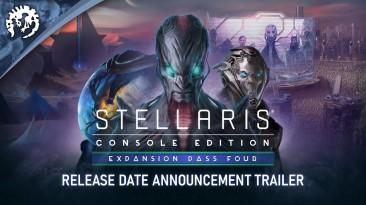 Четвертый expansion pass для Stellaris: Console Edition начнется с Federations
