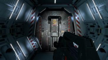 """Aliens: Colonial Marines """"Новые текстуры дверей и надписи сулако"""""""