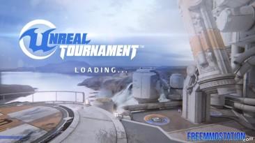 Unreal Tournament (Free Online FPS) - Обзор и первый геймплей